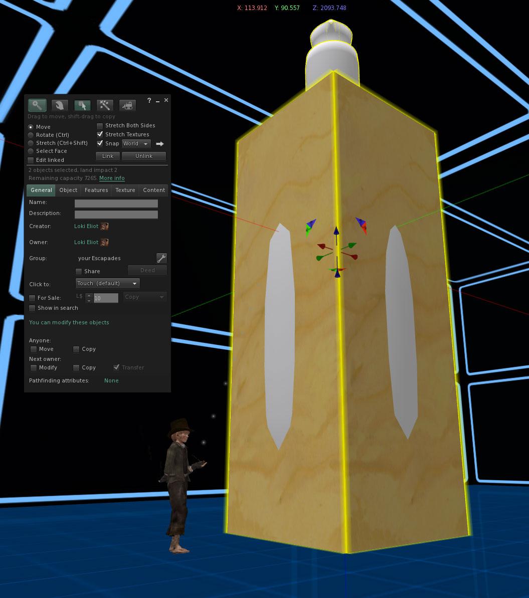 The Secrets of Mesh Landimpact – Loki – Digital Mischief Maker
